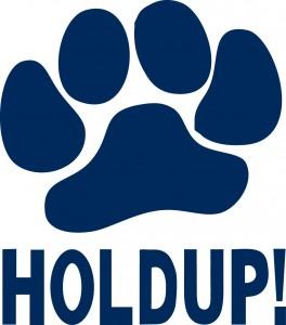 HOLDUP Logo
